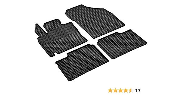 Gummi Fußmatten Automatten Fahrzeugspezifisch Az10092314 Auto