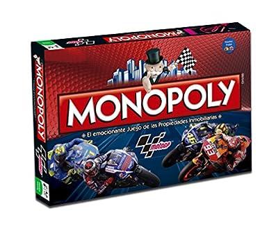Monopoly édition MotoGP