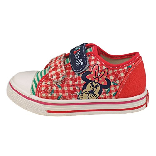 Minnie Mouse Sportschuh Low Cut Gr. 28