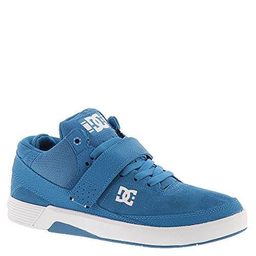 DC Rd X Mid, Baskets Mode Homme Bleu