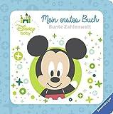 Disney Baby Mein erstes Buch Micky Maus: Bunte Zahlenwelt