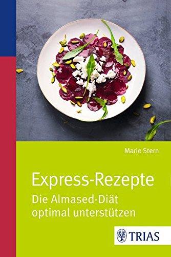 Preisvergleich Produktbild Express-Rezepte: Die Almased-Diät optimal unterstützen