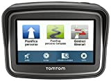 TomTom Rider Europe Motorradnavigationsgerät Display