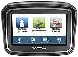TomTom Rider Europe  Motorradnavigationsgerät  Display