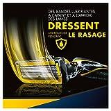 Gillette Fusion5 ProShield Lames De Rasoir Pour Homme - 11Recharges