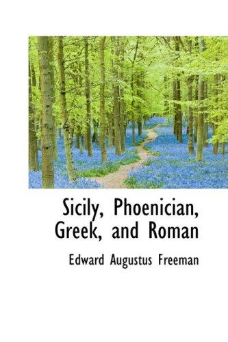 Sicily, Phoenician, Greek, and Roman