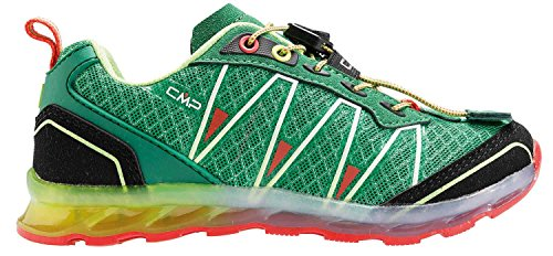 CMP Atlas, Scarpe da Trail Running Unisex – Adulto Verde (Mint Green)