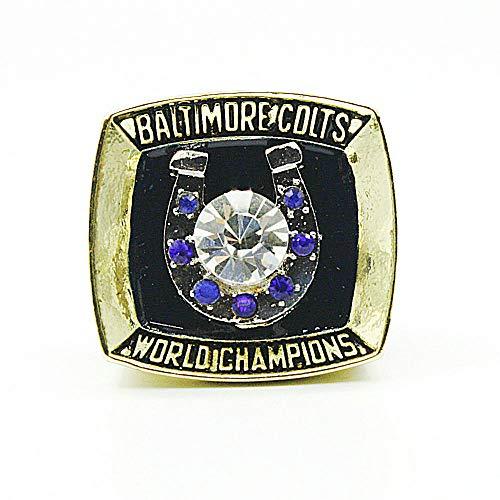 WONS Ringe Sport Fans Sammlung Ring Herren Hoch Qualität Legierung Ring Champion Ring Perfekt Geschenk/Bild/Nummer 11
