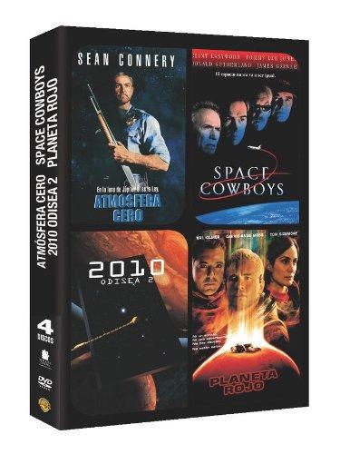 Pack: Space Cowboys + 2010: Odisea Dos + Planeta Rojo + Atmósfera...