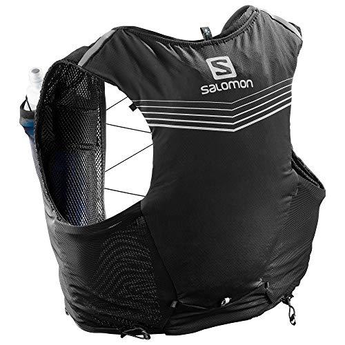 Salomon ADV Skin 5 Set Laufrucksack schwarz Gr. L
