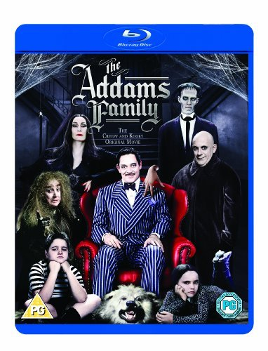 Die Addams Family / The Addams Family ( ) (Blu-Ray)