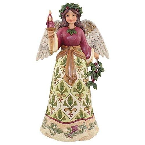 Heartwood Creek Jolly Holly Days (Victorian Angel) (Volkskunst Geschenk)