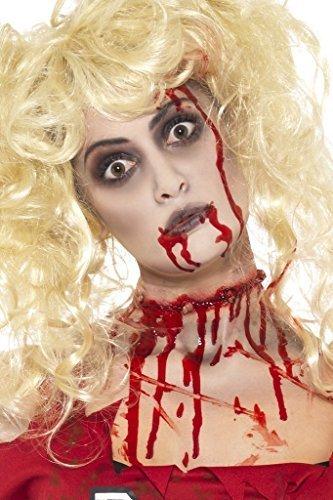 Erwachsene Zombie Make Up Set Inkl. Gesichtsfarbe Und Blood Kapseln Halloween Kostüm-zubehör