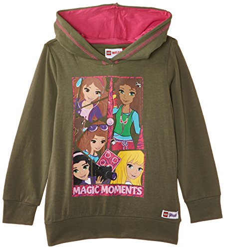 Legowear Girls Friends Tuxie 802 Hoodie