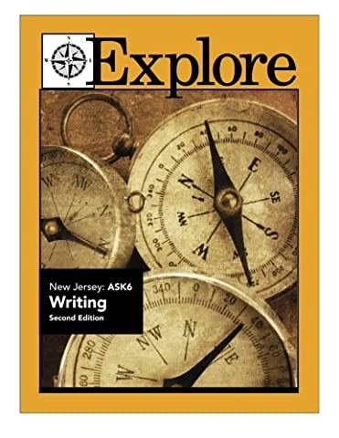 Explore New Jersey ASK 6 Writing