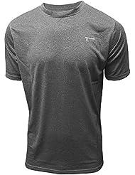 TREN Herren COOL Performance Intensity SS Tee T-Shirt Kurzarm