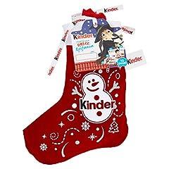Idea Regalo - Kinder Happy Snack - calza Befana