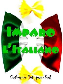 Aprendo italiano (Portuguese Edition) von [Petitjean-Kail, Catherine]
