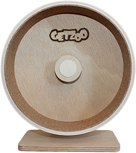 Ø 20 cm Getzoo Premium Korklaufrad (Höhe 22-30 cm)