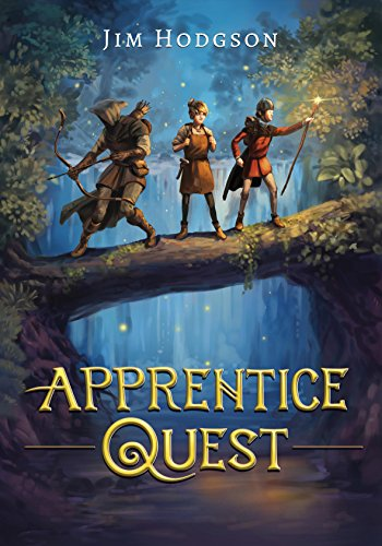 Apprentice Quest (Ozel the Wizard Book 1) (English Edition) par [Hodgson, Jim]