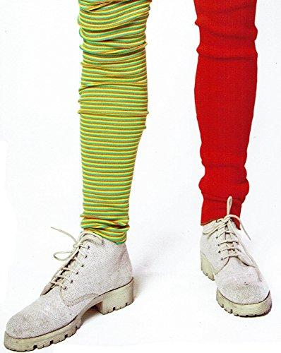 Generique - Clown Gamaschen