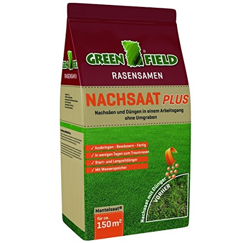 Greenfield Nachsaat Plus, 5 kg
