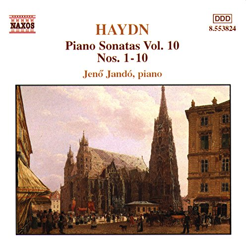 Haydn: Piano Sonatas Nos. 1-10 (7 6 4 3 2 1 8 5)