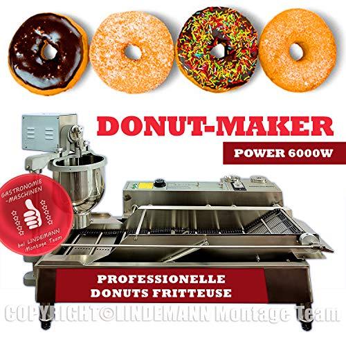 Profesional Donuts Donut Máquina para hostelería 6000W