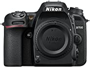 Nikon D7500 DX-Format Digital SLR Body (Black)