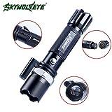 AmyGline LED Taschenlampe Skywolfeye 2Modi XPE LED Einstellbarer Fokus Taschenlampe Outdoor Camping Taschenlampe