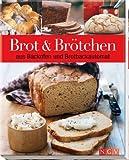 Brot & Brötchen aus Backofen oder Brotbackautomat
