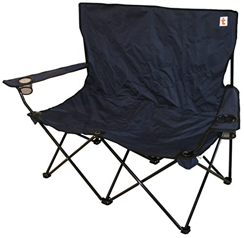 Personalised U2013 Double Folding Camping Chair ...