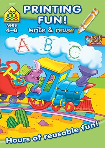 Manuscript Writing: K-2 Write and Reuse Workbook (Books Reuse Llc)
