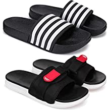 Zenwear Flip Flop for Men (Combo Pack of 2)