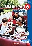 Go Ahead - Ausgabe für die sechsstufige Realschule in Bayern: 6. Jahrgangsstufe - Workbook mit CD