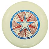 Discraft Ultrastra, Ultra-Star 175g, Ultimate Frisbee, NIGHTGLOW phosphor