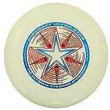 Discraft USSN UltraStar 175 Frisbee, Incandescento di Notte