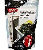 Alghe Wakame essiccate Biyori 40gr