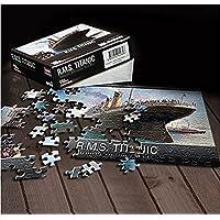 Academia R.M.S. Titanic–Puzzle (150unidades, fabricado en Corea - Peluches y Puzzles precios baratos