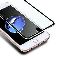 Compatibilità: Compatibile con Apple iPhone 8 Plus & iPhone 7 Plus ( 5.5 pollici). Descrizione: --9h durezza vetro temperato antiurto, a prova di esplosione, antigraffio e resistente alla pressione. -- Rivestimento Anti-olio, evitare sbav...
