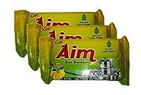 Sun Aim Dish Shinebar 175g, Pack of 3
