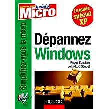 Dépannez Windows