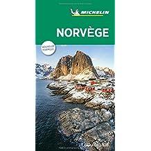 Michelin Le Guide Vert Norvège (MICHELIN Grüne Reiseführer)