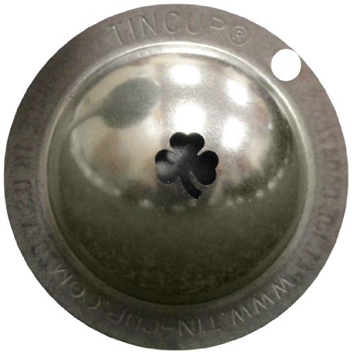 Dose Cup die Shamrock Golf Ball Markierung Schablone, Stahl -
