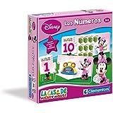 Clementoni A Compter De 1 À 10 Avec Minnie Club House - Mickey