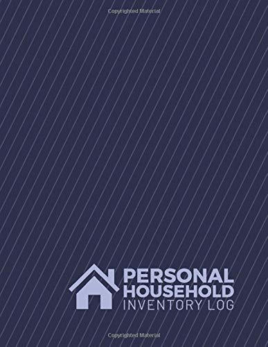 Personal Household Inventory Log: List Items & Contents for Insurance Claim Purposes, Home Organizer Logbook Journal, Record Household Property, ... 110 Pages. (Home Property Organizer, Band 37) Cordless Business-system
