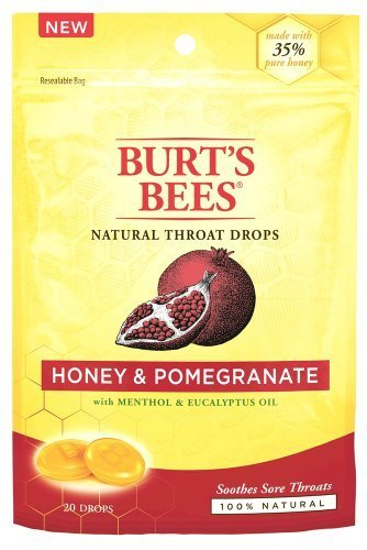 burts-bees-natural-throat-drops-honey-pomegranate-20-count-pack-of-2-by-burts-bees