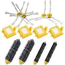 Gosear Conjunto de Piezas de Repuesto del Kit de Recambio de cepillos de Cepillo y Cepillo