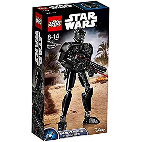 LEGO Star Wars Buildable Figures 75121 - Imperial Death Trooper,