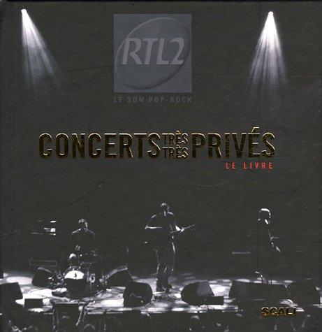 Concerts très très privés : Le livre